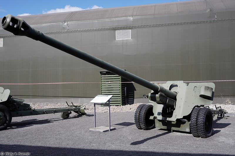 100-мм полевая пушка БС-3 (100mm field gun BS-3)