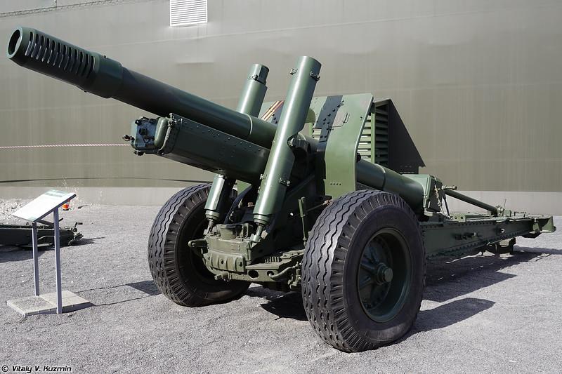 152-мм гаубица-пушка МЛ-20 (152mm howitzer-gun ML-20)