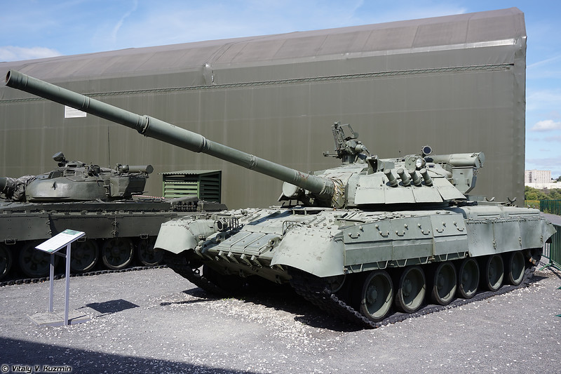Т-80УД (T-80UD)