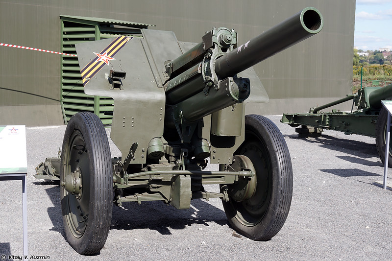 122-мм гаубица М-30 (122mm howitzer M-30)