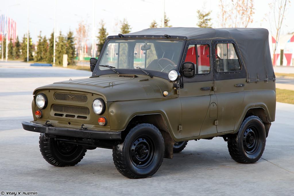 УАЗ-469 (UAZ-469)