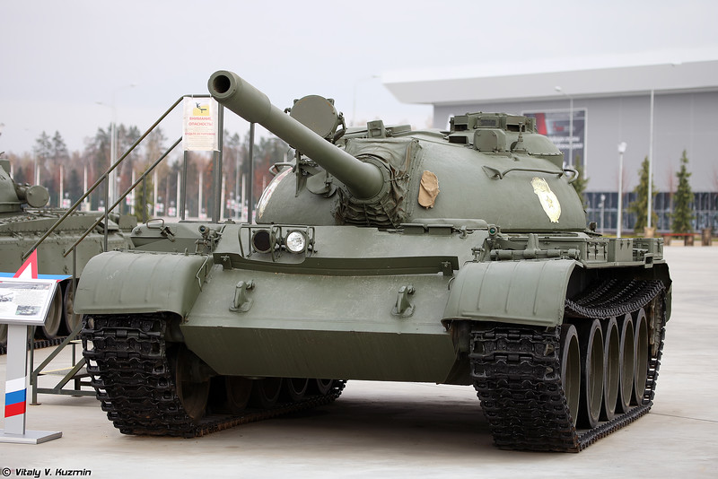 Т-55А (T-55A tank)