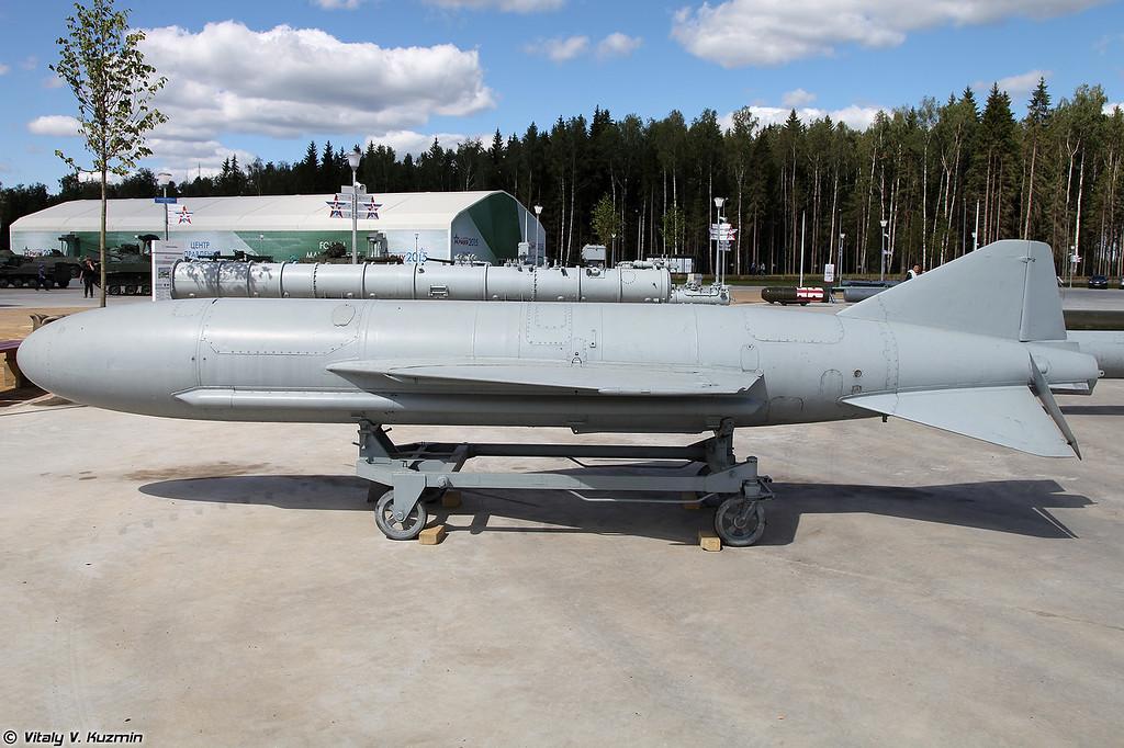 Противокорабельная ракета П-15 Термит (P-15 Termit anti-ship missile)