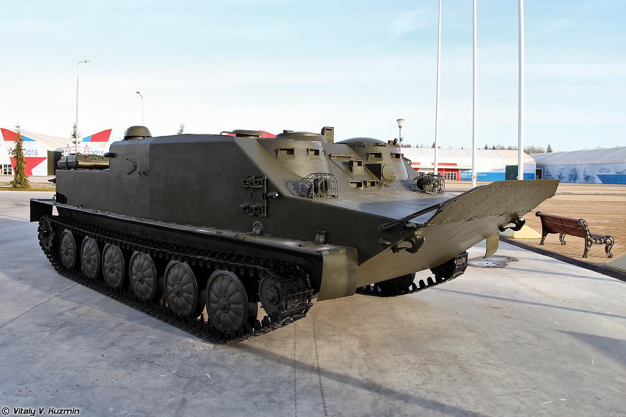 БТР-50ПУ (BTR-50PU)