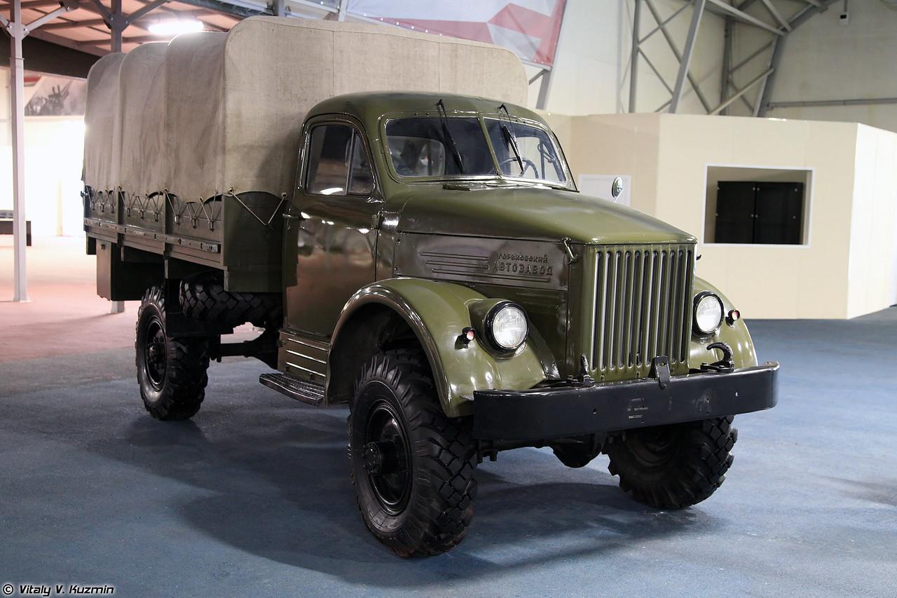 ГАЗ-63 (GAZ-63)