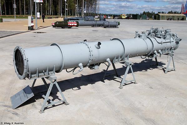 tubos de torpedos 40 OTA [OTA-40 torpedos lançador)