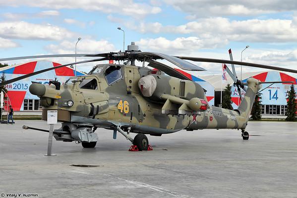 helicópteros Mi-28N [Mi-28N)
