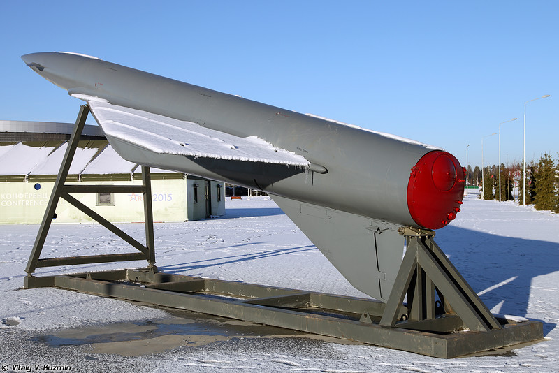 КР 3М25 Метеорит-А (3M25 Meteorit-A missile)