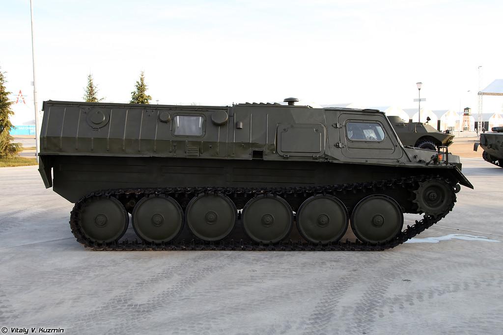 Транспортер МТ-М ГАЗ-3933 (MT-M GAZ-3933 transporter)