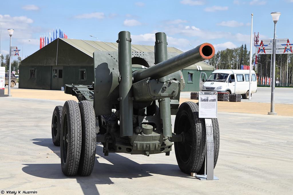 122-мм корпусная пушка образца 1931/37 годов А-19 (122mm corps gun M1931/37 A-19)