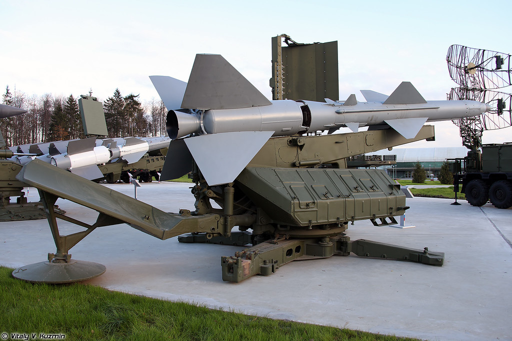 ЗРК С-75М (S-75M system)