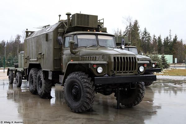 O hardware de transmissão P-161U Zeus [R-161U Zeus transmissor de sinal)