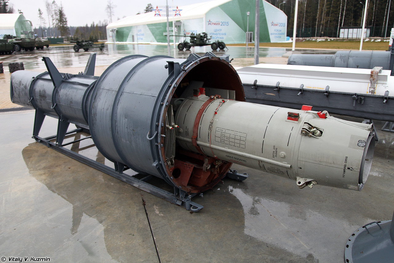 Зенитная управляемая ракета 4К90 (4K90 surface-to-air missile)