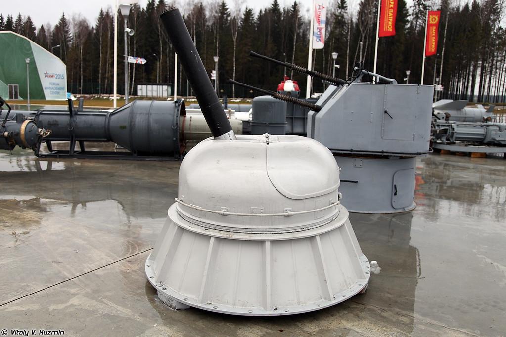 30-мм автоматическая корабельная артиллерийская установка АК-630 (30mm AK-630)