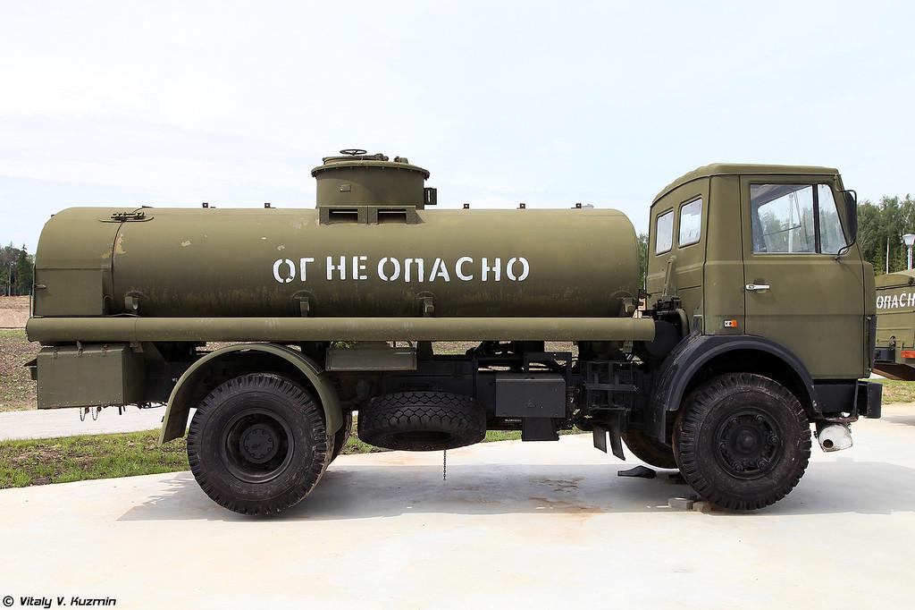 Автоцистерна АЦ-9-5337 (ATs-9-5337 tanker)