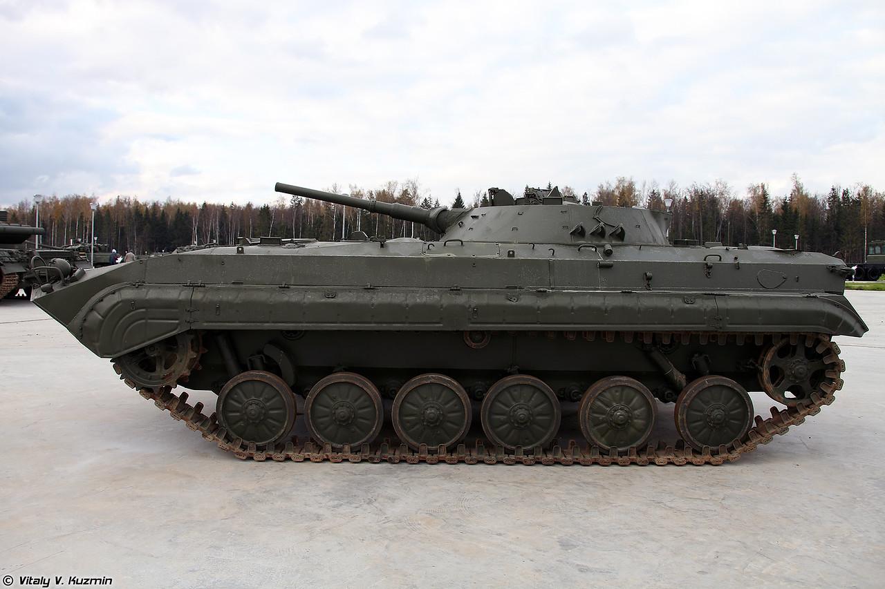 Боевая разведывательная машина БРМ-1К (BRM-1K)