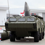???????? ????????? 9?129 ???????????? ????????? ????????? 9K79 ????? (9P129 launching vehicle of 9K79 Tochka missile system)