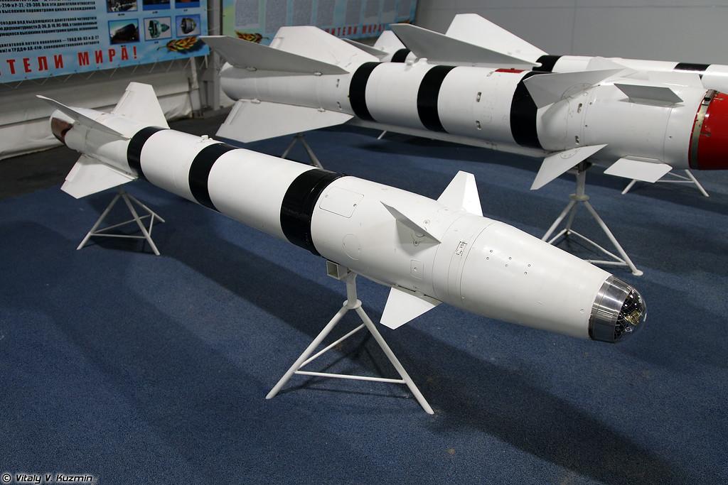 Авиационная управляемая ракета Х-25МЛ (Kh-25ML air-to-surface missile)