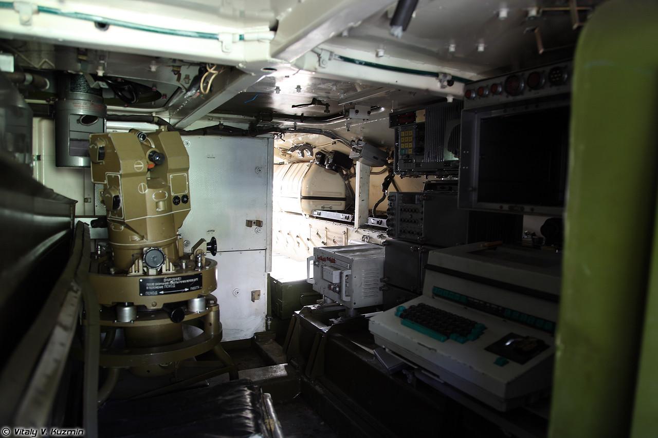 Станция засечки ядерных взрывов К-612-О (K-612-O nuclear explosions detection station)