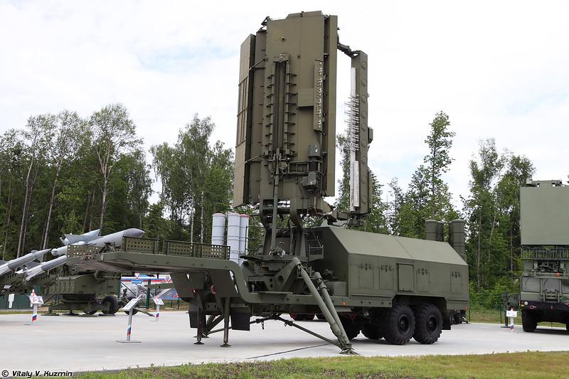 Радиолокационная станция 35Д6 СТ-68УМ (35D6 ST-68UM radar)