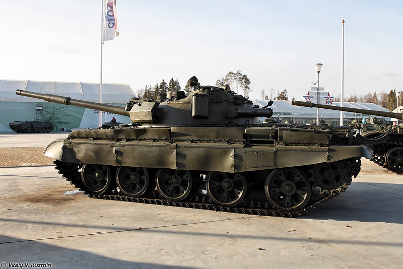 Еще один Т-62М (Another one T-62M)