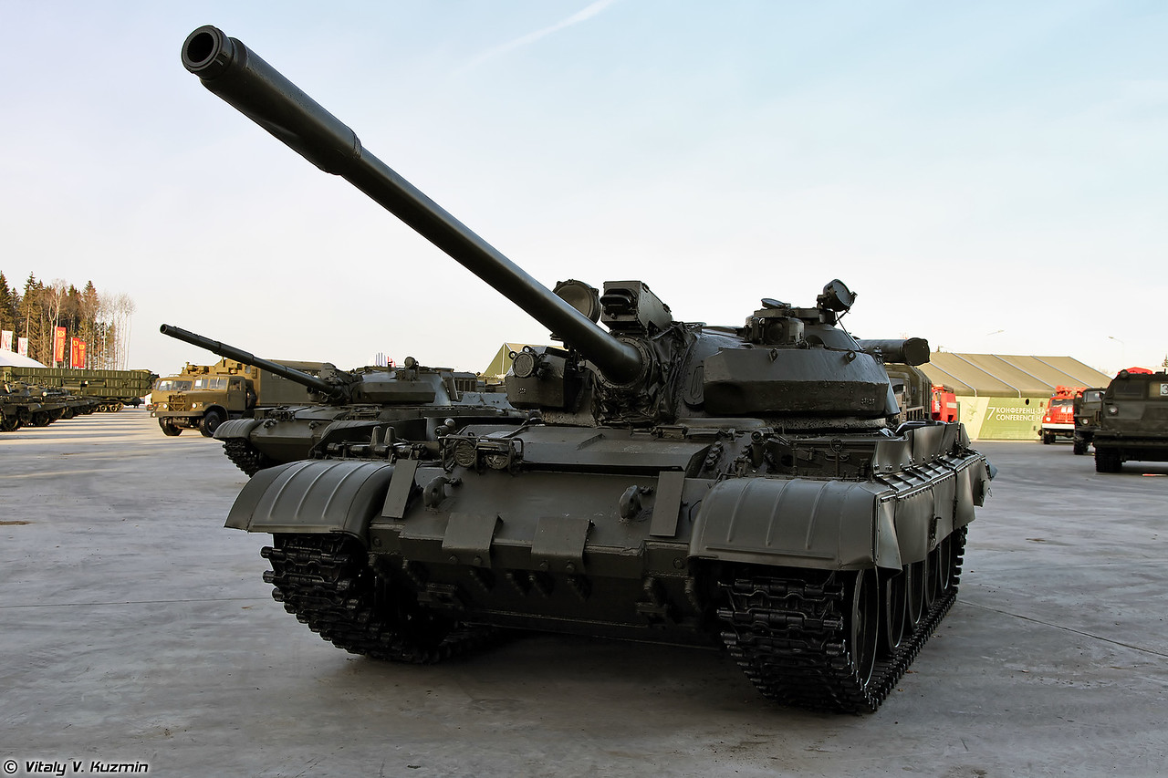 Еще один Т-55АМ (Another one T-55AM)