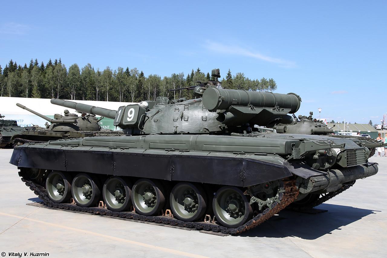 Объект 219Р Т-80Б (Object 219R T-80B)