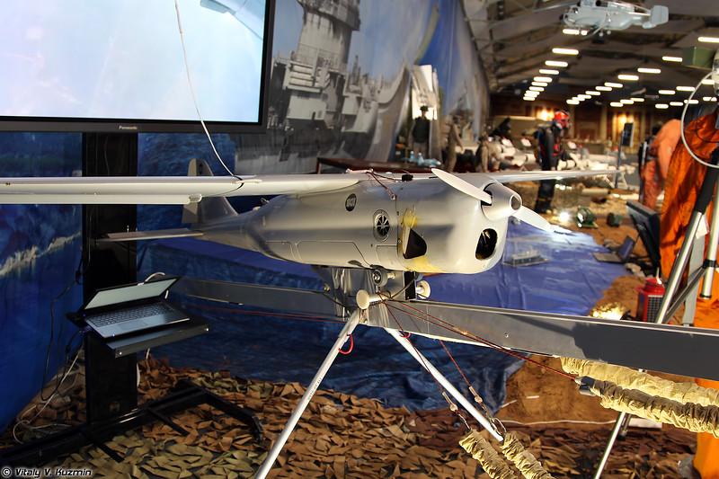 БПЛА Орлан-10 (Orlan-10 UAV)
