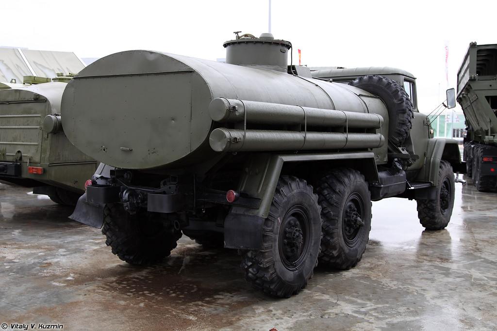 Автоцистерна АЦ-4,0-131 (ATs-4,0-131 tanker)