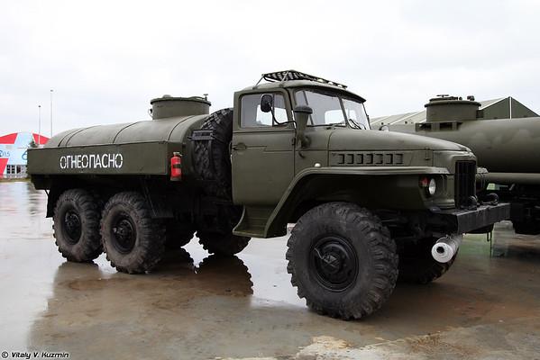 Tanker AC-5,5 [ATS-5,5 tanque de combustível)