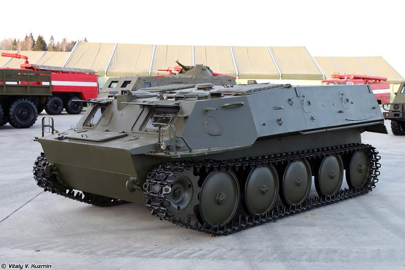 Транспортер-тягач ГТ-МУ (GT-MU transporter-tractor unit)