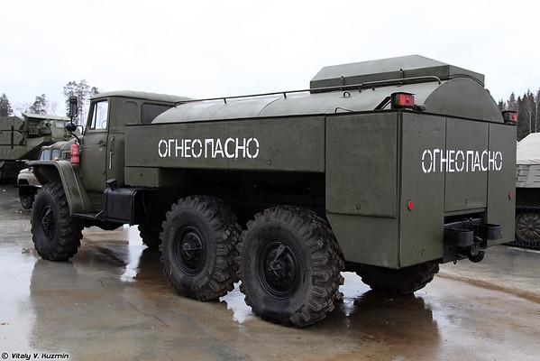 Tanque ACH-5-4320 [ATsG-5-4320 tanque de combustível)