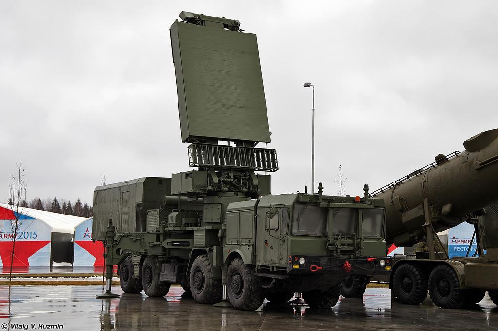 Всевысотный обнаружитель 96Л6Е (96L6E radar)