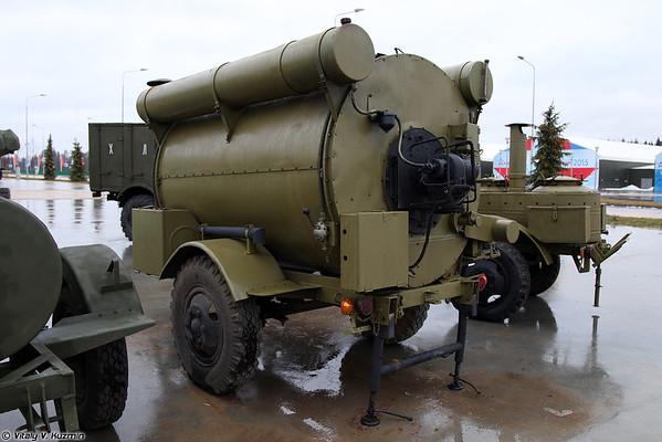 Forno de cozimento transportador COD 50m2 [KhPK-50M2 padaria)