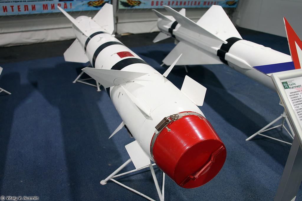 Авиационная управляемая ракета Х-29Т (Kh-29T air-to-surface missile)