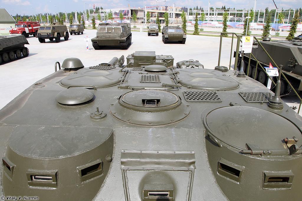 БТР-50ПУМ (BTR-50PUM)