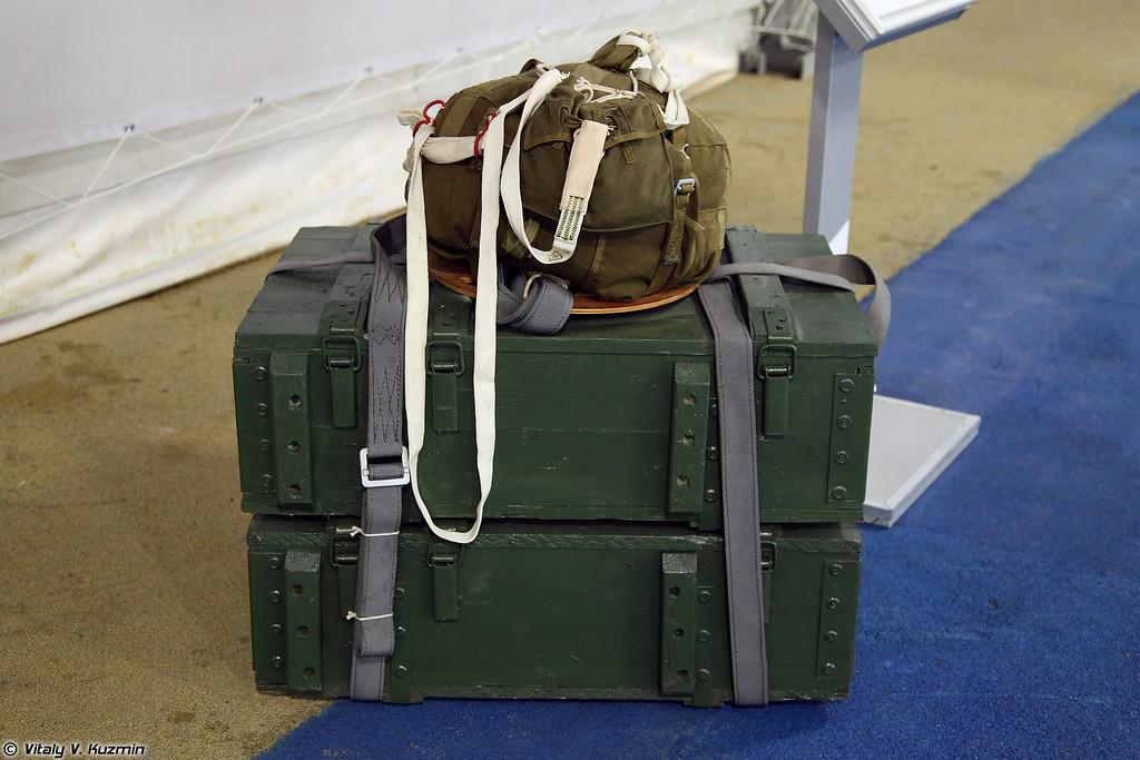 Парашютно-десантные универсальные ремни ПДУР-47 серии 4 (PDUR-47 series 4)