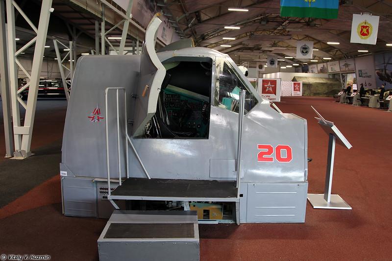 Процедурный тренажер Ми-24 (Mi-24 procedures simulator)