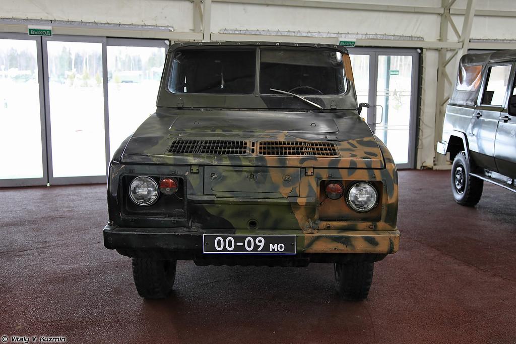 УАЗ-3907 Ягуар (UAZ-3907 Jaguar)