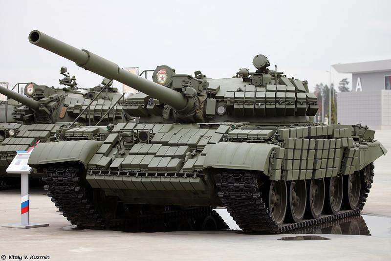 Т-62МВ (T-62MV)