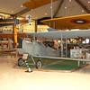 WW I Bi-Plane