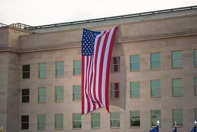 Pentagon 911 Observance Ceremony