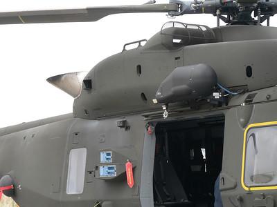 Dettaglio dell'NH-90