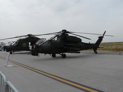 A-129 e NH-90