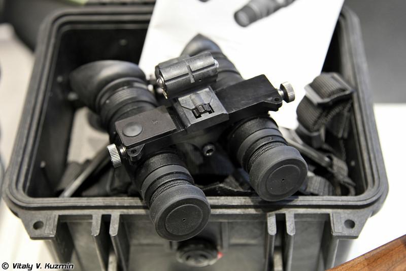 Очки ночного видения шифр ОКР Нефтяник (Night vision goggles code Neftyanik).