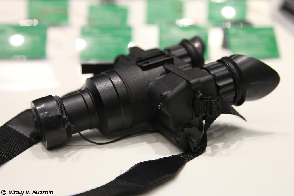 Очки ночного видения ОНВ-ИР (ONV-IR night vision goggles)