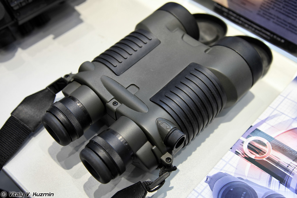 Бинокль дневного и ночного видения БДН-9 (Day and night vision binoculars BDN-9)