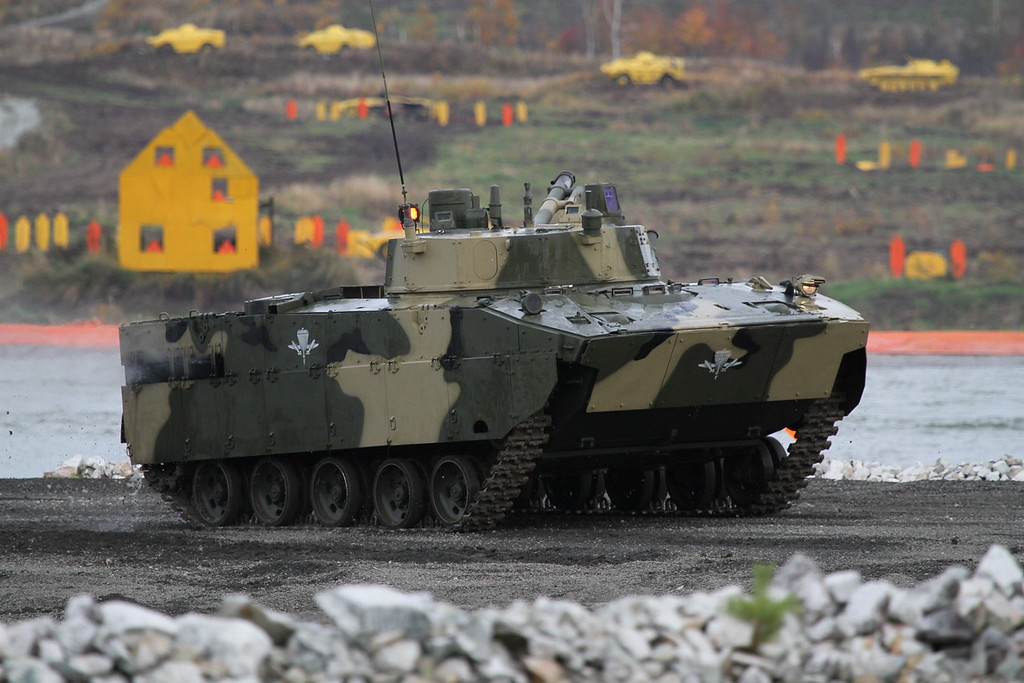 БМД-4М с усиленной защитой (BMD-4M with additional protection) Автор: Алексей Китаев (Courtesy: Aleksey Kitaev)