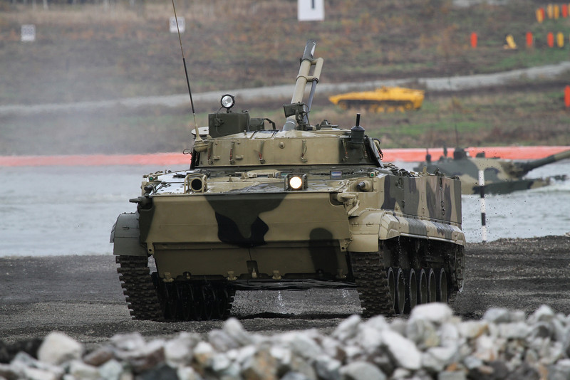 БМП-3М (BMP-3M) Автор: Алексей Китаев (Courtesy: Aleksey Kitaev)