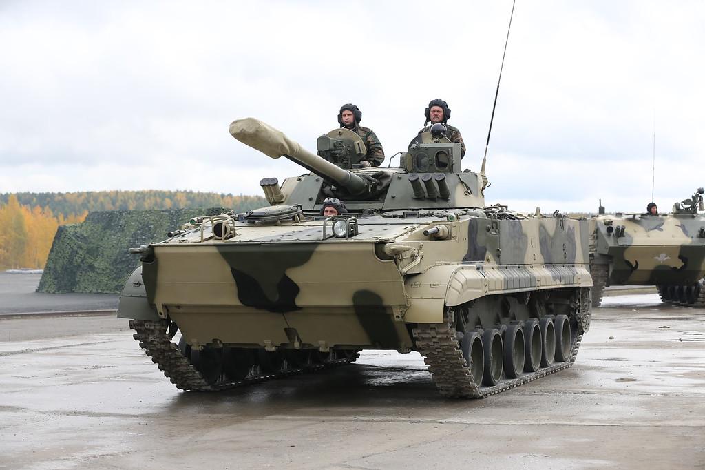 БМП-3М (BMP-3M) Автор: Алексей Китаев (Courtesy: Aleksey Kitaev)